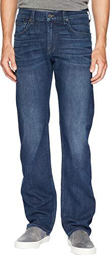 7 For All Mankind Men's Slimmy Slim Straight-Leg Jean, Untouchable, 32 (For Mankind 7 All Mankind Jeans)