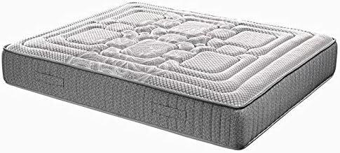 Relax Colchón muelles ensacado Cies - 105x182cm