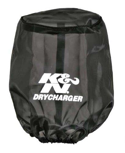 K&N RU-2590DK Black Drycharger Filter Wrap - For Your K&N RU-2590 Filter