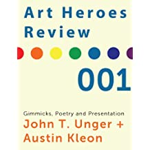 Art Heroes Review No.1 Conversation with Austin Kleon (English Edition)
