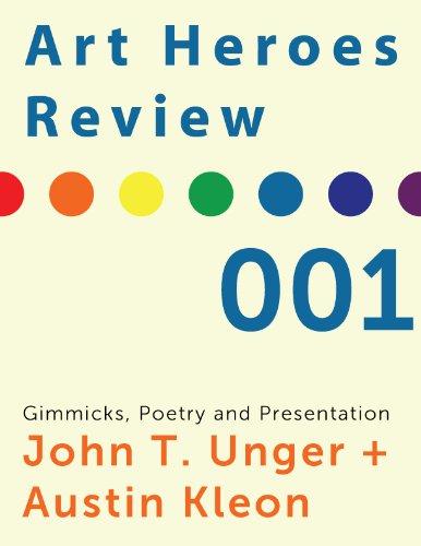Art Heroes Review No.1 Conversation with Austin Kleon por John T. Unger