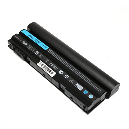 SKstyle 97 Whr 9-Cell Lithium-Ion Replacement Laptop Battery for Dell Latitude E6420 E5420 E5430 E5530 E6430 E6520 ATG E6530,Fit with P/N 2P2MJ 312-1325 312-1165 M5Y0X PRV1Y