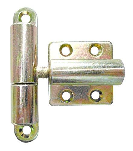 (CONNEX DY2006261 83 x15mm Galvanised Hinges -)