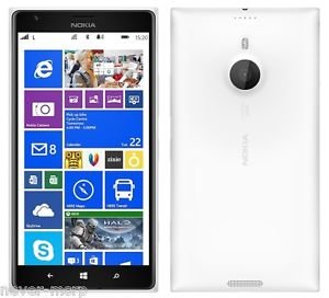 Nokia Lumia 1520 White Rm-937 (Factory Unlocked) 6″ Full Hd , 32gb , 20mp – International Version No Warranty
