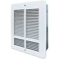 King Electric W2420-W King W2420 240-Volt 2000-Watt Electric Wall Heater, Bright White