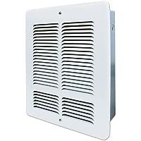 King Electric W2420-W King W2420 240-Volt 2000-Watt Electric Wall Heater, Bright White