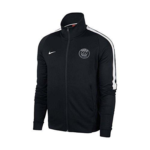 Nike Paris Saint Germain Franchise Jacket [BLACK] – DiZiSports Store
