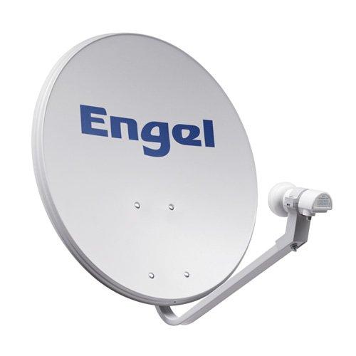 80 cm Antena parab/ólica met/álica Engel AN7036D