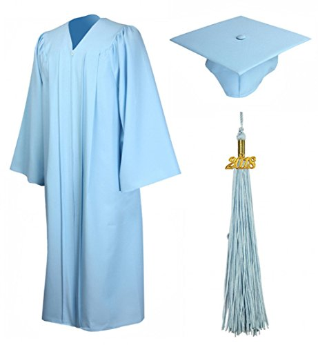 GraduationMall Graduation Tassel School Bachelor