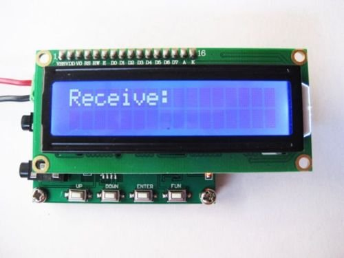 Audio Encoder Decoder (DT210 Audio decoding DTMF decoder encoder DTMF module display instruments)