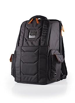 Gruv Gear Club Bag Flight-Smart Tech Backpack, Classic Black