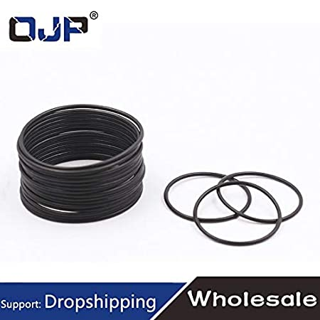 Gimax 20PC//lot Rubber Ring Black NBR Sealing O Ring OD31//32//33//34//35//36//37//38//39//403mm O-Ring Seal Nitrile Gaskets Oil Rings Washer Size: 31x25x3mm, Thickness: 20pieces