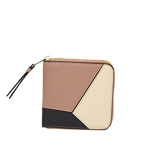 Xzw Pu Main Brown Ladies Sac Les Mode À Casual Hangbags Nb Wallet Femmes Cuir 01wqrxT0X