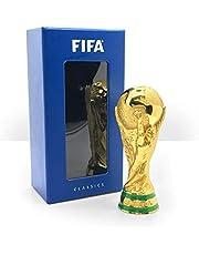 FIFA Classics World Cup Trophy voor volwassenen, 150 mm, in 3D-replica, goud