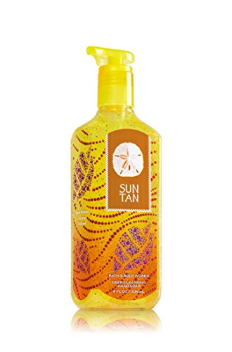 Bath & Body Works Deep Cleansing Hand Soap Sun Tan (Beach Scented Linen Spray compare prices)