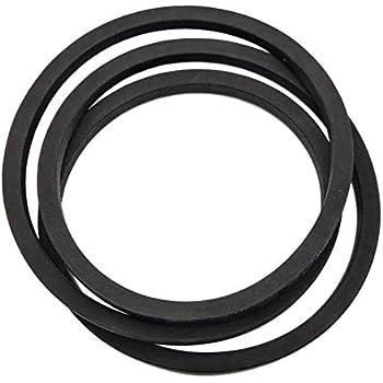 Drive Belt Fits John Deere D110 D120 D130 L100 L108 L110 L111 L118 L125 GX20072