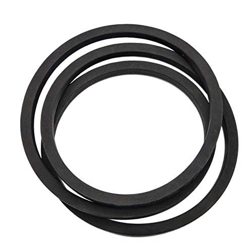 Kuumai Lawn Mower Tractor Cutting Deck V Belt Fits John Deere M154621 X300 X304 X 310 X320 X 340 X360 Z245 with 42