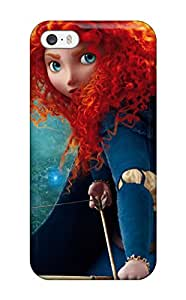 New Premium ZippyDoritEduard Brave 43 Skin Case Cover Excellent Fitted For Iphone 5/5s(3D PC Soft Case)