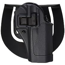 BlackHawk Serpa CQC Gun Metal Grey Sportster Holster, Right Hand, (Sig P220/P225/P226/P228/P229 w/ or w/o std rail)