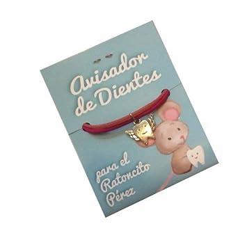 CGN Perez Pulsera Dientes niña: Amazon.es: Juguetes y juegos