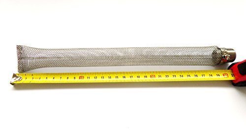 Stainless-12-Ss-Bazooka-Screen-for-Homebrew-Beer-Kettle-or-Mash-Tun-12tube-w-12-Fitting