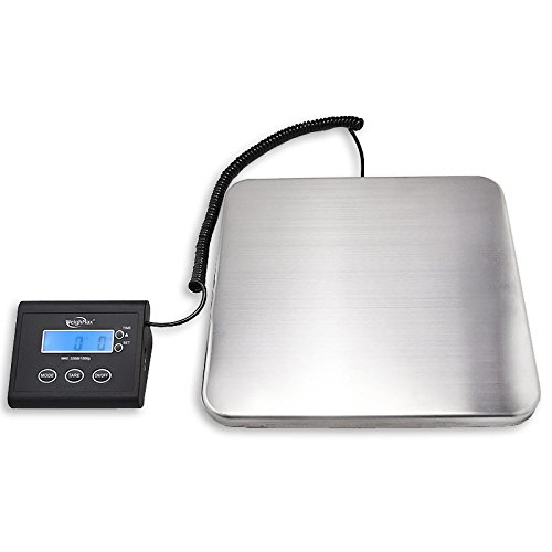 WeighMax Stainless Steel Digital Shipping Scale