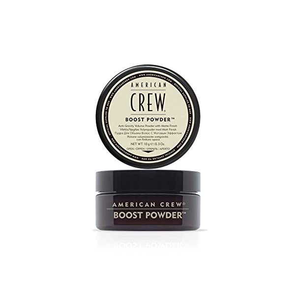American Crew Boost Powder VS Hairbond Super