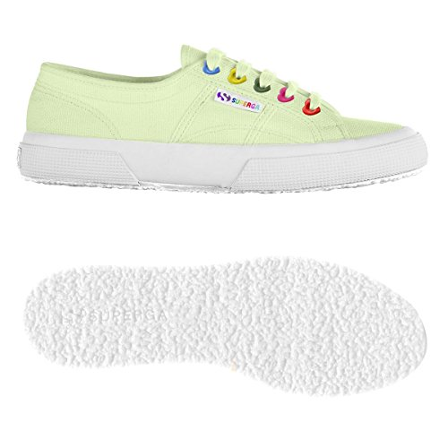 Lt Superga Colors Woman 2750 Yellow COTW Hearts wYqp4gYnP
