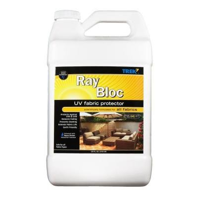 1-gal. Ray Bloc UV Fabric Protector Spray-Trek7 (Best Fabric Protector Spray)
