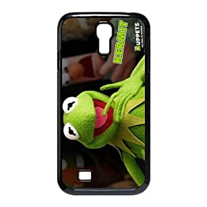 CTSLR Kermit The Frog The Muppets Protective Hard Case Cover Skin for Samsung Galaxy S4 I9500-1 Pack- 4