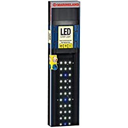 MarineLand Energy Efficient LED Strip Light, Adjustable Mounting Legs