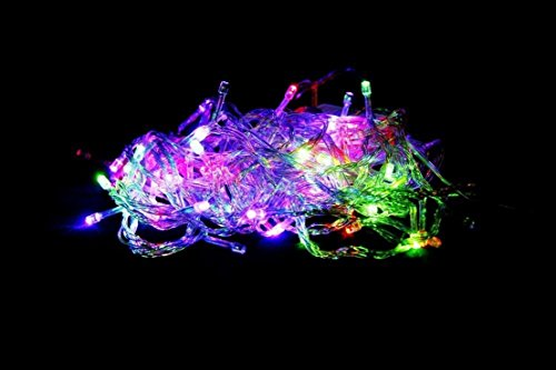 Outstanding Popular 8-Mode 20M 200 LED Nightlight Decoration Fairy Colorful