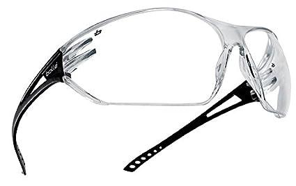fd28cb65654 Bollé Safety 253-SL-40080 Slam Safety Eyewear with Matte Black ...