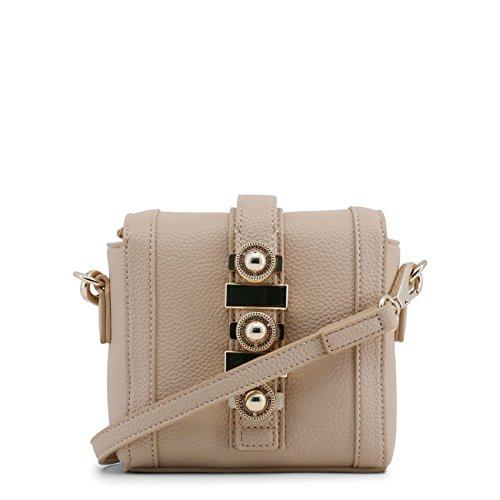 Jeans Women Brown Genuine Designer Bag Crossbody Cross Versace Rrp Body pTPgqTd