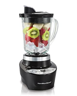 Hamilton Beach 56206 Smoothie Smart Blender - Black (Certified Refurbished)