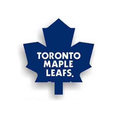 NHL Toronto Maple Leafs Vinyl Magnet (12-Inch) ()