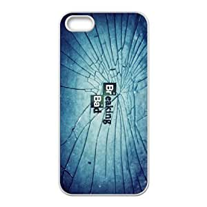 iPhone 5,5S Phone Case White Breaking Bad HJF664587