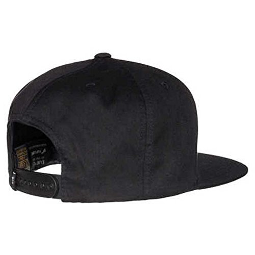 DC Men's Snappy Trucker Hat, Black 2016, One Size by DC (Image #4)