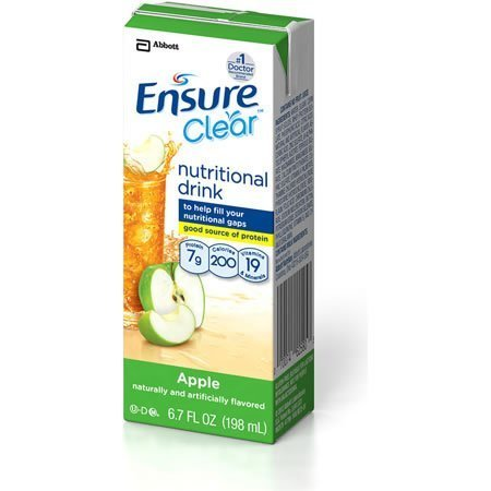 Ensure Clear Enlive Apple 6 75oz product image