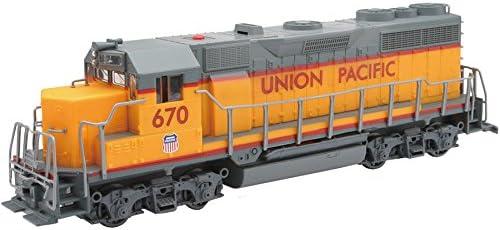 Locomotive Union Pacific Train Dummy Engine Plastic 1:32 Newray 18 inch Sound BO