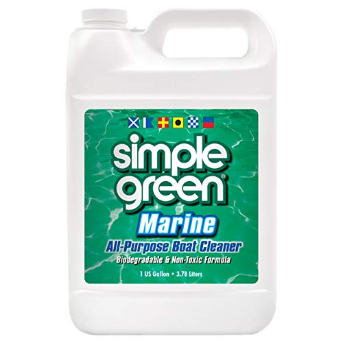 SIMPLE GREEN Marine All-Purpose Boat Cleaner for Hulls