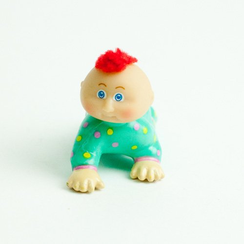 Cabbage Patch Kid Baby Figure Avon Kids Collectible Series