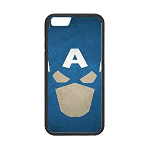 iPhone 6 4.7 Inch Cell Phone Case Black Marvel superhero comic Ztle