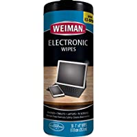 Weiman Anti-Static Electronic Cleaning Wipes For LCD...