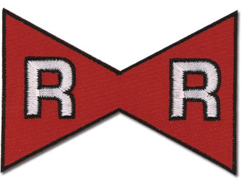 FairyMotion Red Ribbon Symbol Non-Full Embroidered Iron On Patch Janpanese Comicis Fabric Badge Children Diy Clothing Accessories Perfect (Tombstone Funny Quotes)
