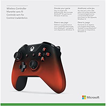 Microsoft Wireless Controller - Volcano Shadow Special Edition - Xbox One (Discontinued) 11