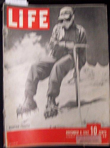 LIFE Magazine - November 9, 1942