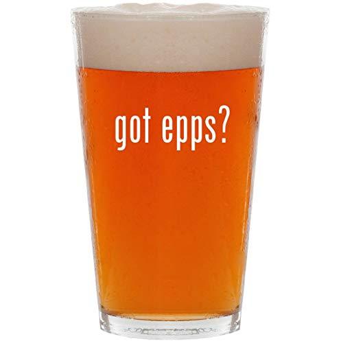 got epps? - 16oz All Purpose Pint Beer Glass