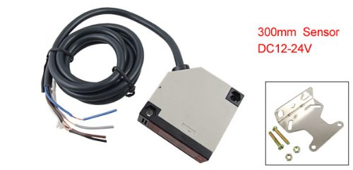 Uxcell E3JK-DS30M2 Diffuse Reflection Photoelectric Sensor Switch by uxcell (Image #2)