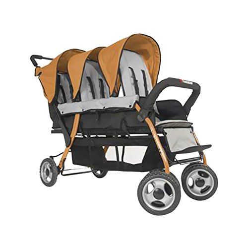 Baby Prams For Triplets - 1